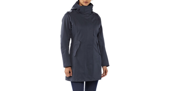 Patagonia Tres 3-In-1 Jas Dames 3 in 1 blauw